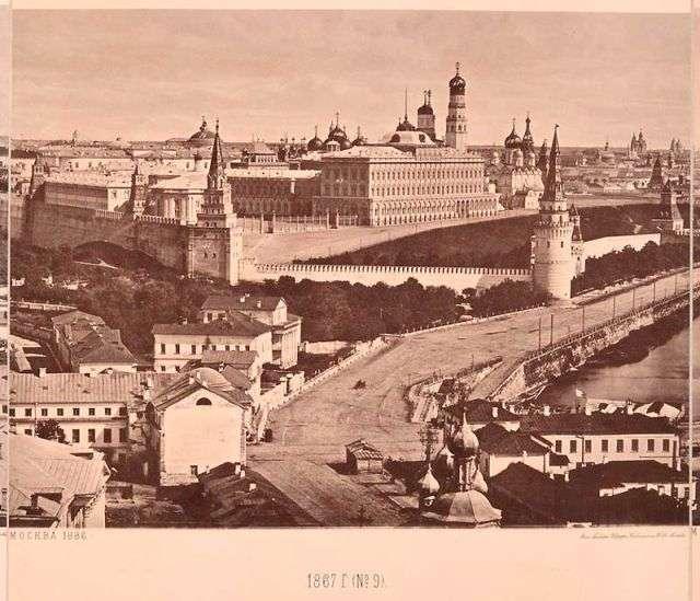 Революційна Москва в жовтні - листопаді 1917 року (12 фото)