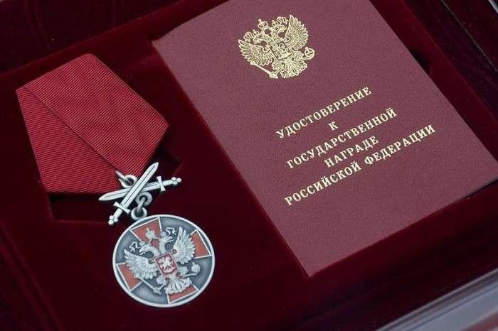 Нагородження морських піхотинців, які відзначилися в Сирії (8 фото)