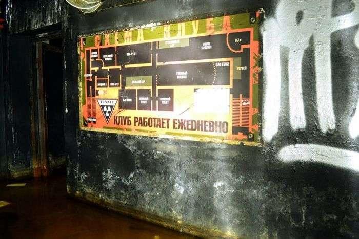 Пітерський клуб «Тунель» після чотирьох років простою (7 фото)
