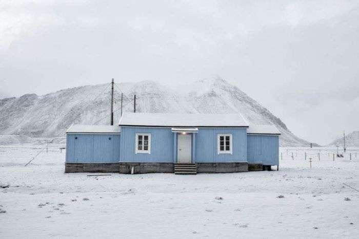 Як живеться вченим в селі Ню-Олесунн - самому північному селищі планети (12 фото)