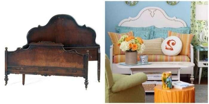 Друга життя для старих меблів (15 фото)