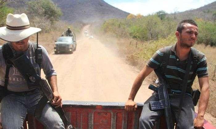 Ель Менчо - найнебезпечніший людина Мексики (12 фото)