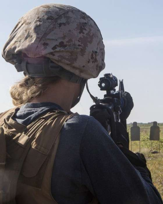 «День відкритих дверей» на базі морської піхоти США (40 фото)