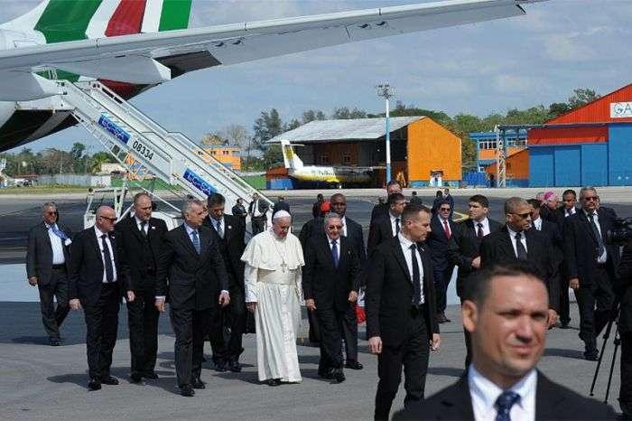 На Кубі відбулася зустріч глав РПЦ та Римо-Католицької церкви (10 фото)