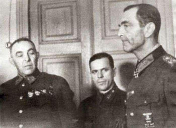Маловідомі факти про полон німецького фельдмаршала Фрідріха Паулюса (4 фото + текст)