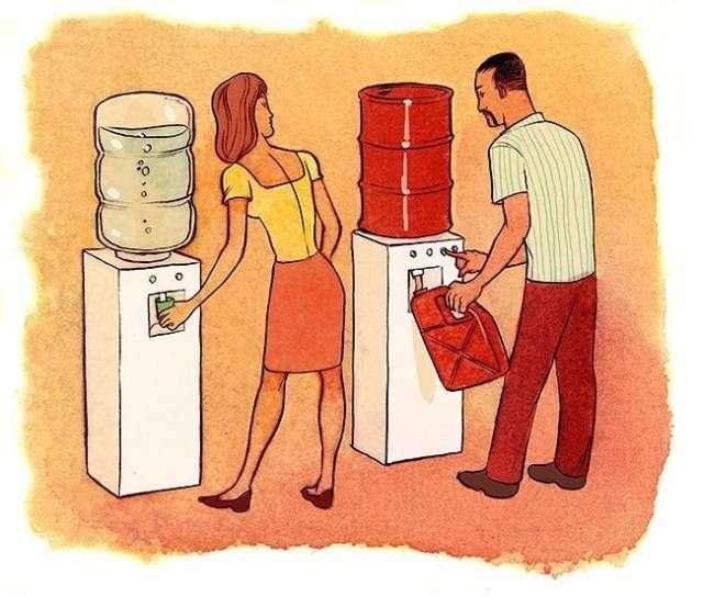 Сувора правда від ілюстратора Корена Шадми (20 картинок)