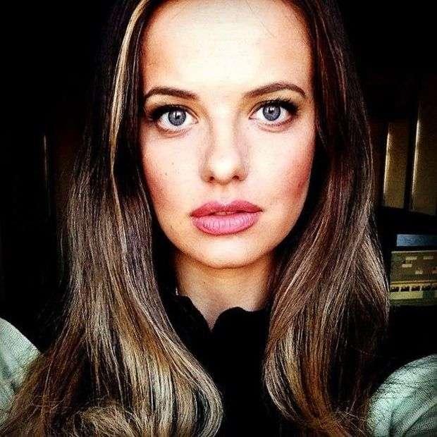 Прес-секретарем міністра оборони Сергія Шойгу стала 26-річна Росіяна Марковська (4 фото)