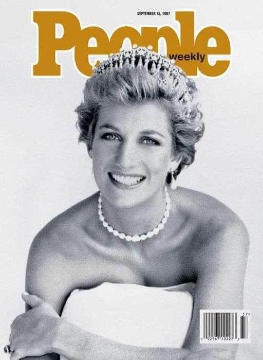 Цікаві факти з життя принцеси Діани (21 фото)