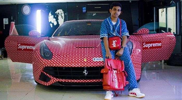 Красиве життя підлітка Рашида Белхаса з Дубая (21 фото)