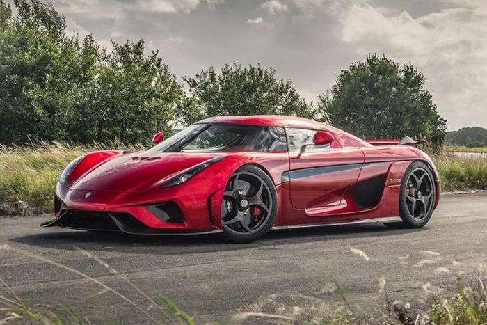 Витрата палива найшвидших автомобілів (12 фото)