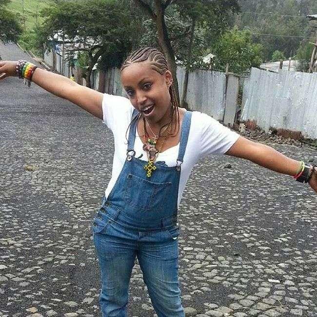 Шашэменне - селище растаманів в Ефіопії (25 фото)
