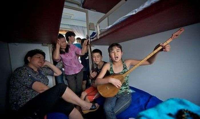 Романтика російських поїздів (25 фото)