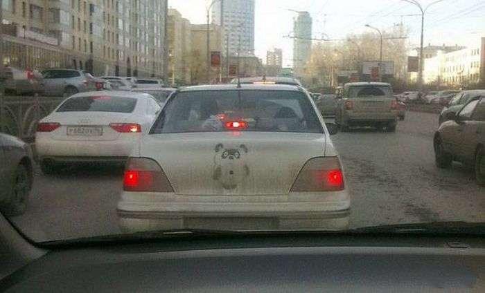 Фотографії, які можна зробити лише в Росії (40 фото)