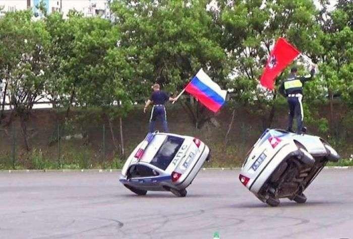 Знімки, які можна було зробити тільки в Росії (37 фото)