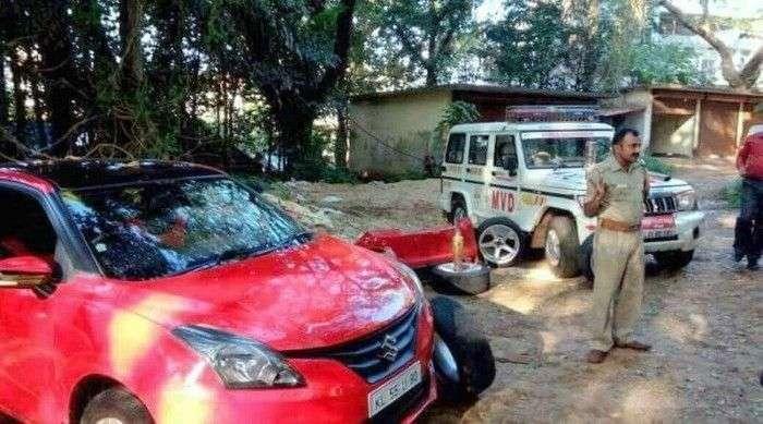 В Індії чоловік купив Maruti Baleno під виглядом Mercedes-Benz A-Class (4 фото)