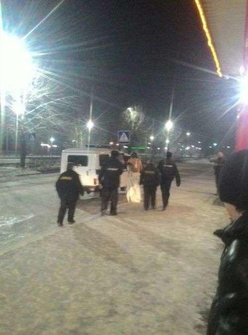У Хакасії пацієнт втік з реанімації, щоб купити пива (3 фото)