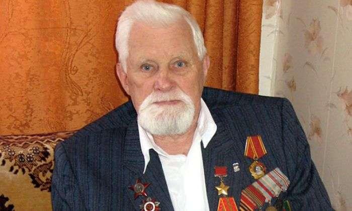 Герой Великої Вітчизняної війни Іван Лисенко помер на 99 році життя (3 фото)