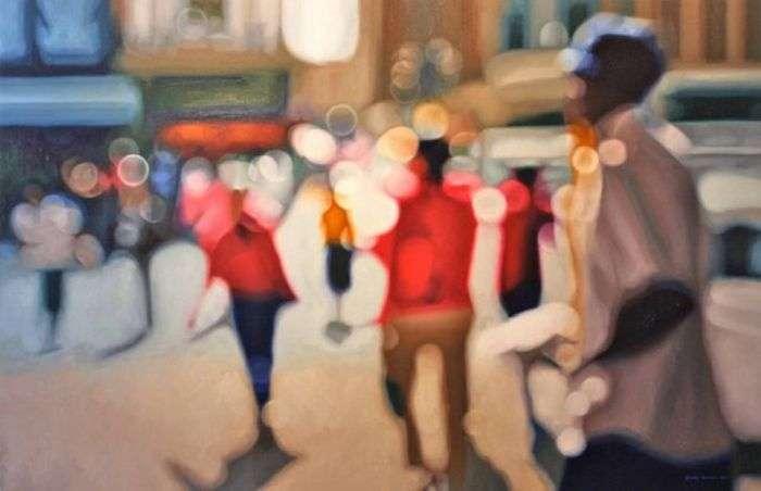 Прекрасні картини сучасних художників, які пишуть маслом (22 фото)
