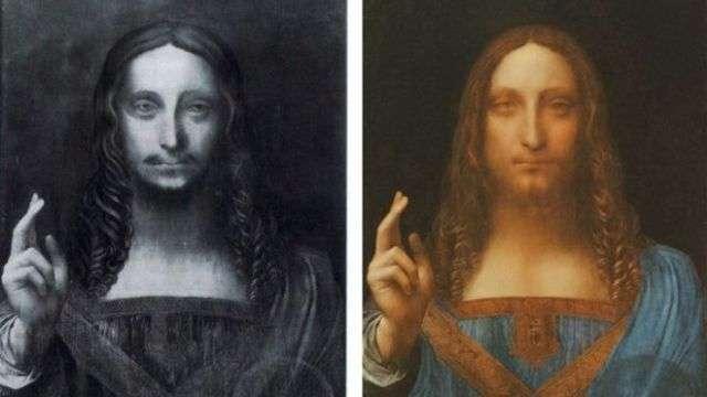 Найдорожчу в світі картину продали на аукціоні в Нью-Йорку (2 фото)