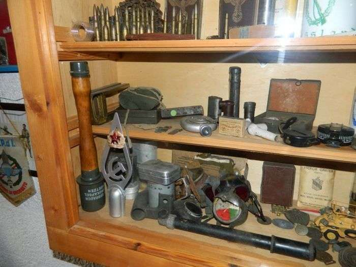 Колекція італійського ветерана СС (51 фото)