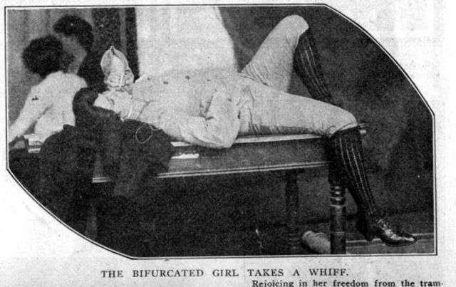 Ось як виглядали відверті знімки на початку XX століття (11 фото)