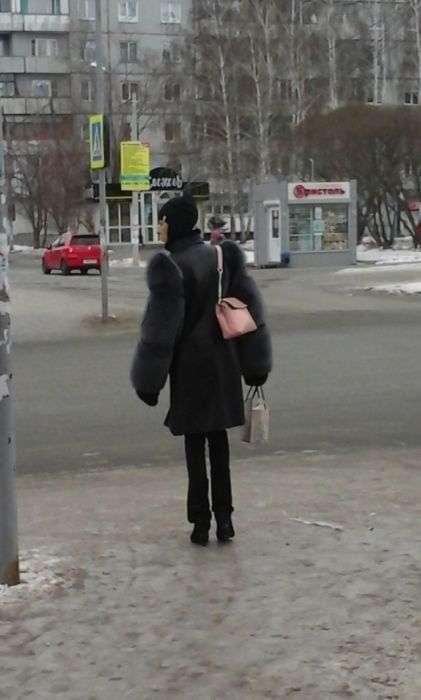 Модники з громадських місць (45 фото)