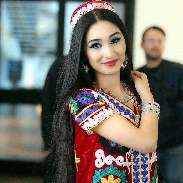 Таджицькі красуні (26 фото)