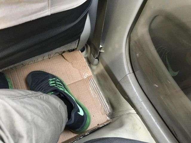 Це таксі в Багдаді буде завжди виглядати, як новий автомобіль (5 фото)