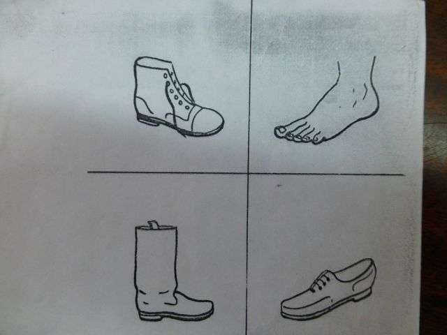 Як простий тест з картинками допоміг виявити психічно хворої людини (6 фото)