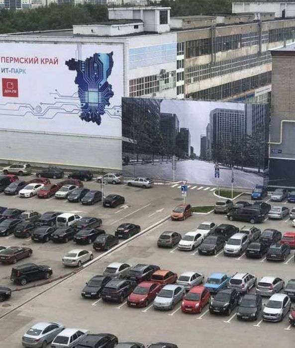 Фотографії, які можна було зробити тільки в Росії (37 фото)
