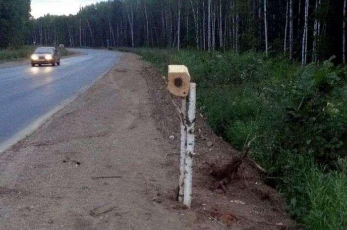 Таке можливо тільки в Росії (47 фото)