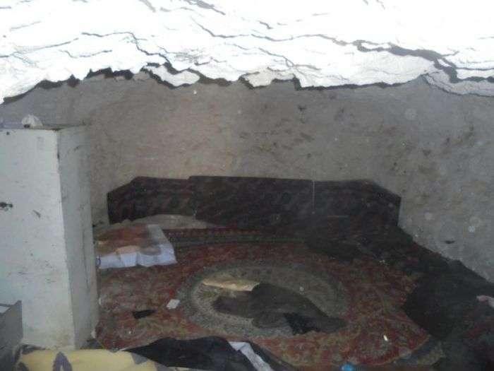 Інженерні споруди «Ісламської держави» під Пальмірою (28 фото)