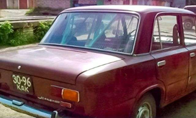 Автомобільний тюнінг в СРСР (20 фото)