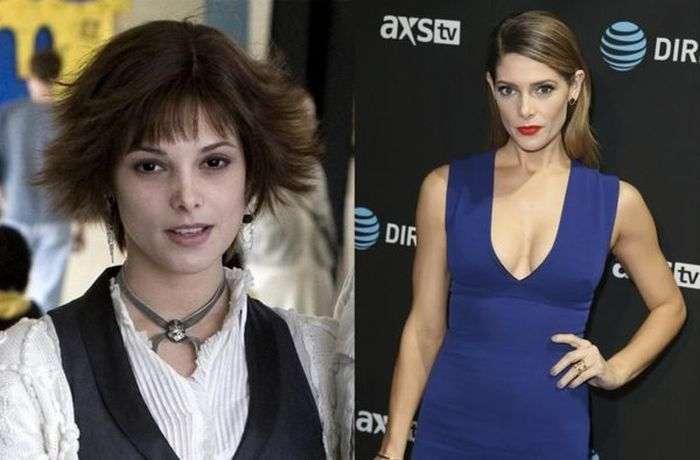 Актори вампірської саги «Сутінки» 10 років потому (14 фото)