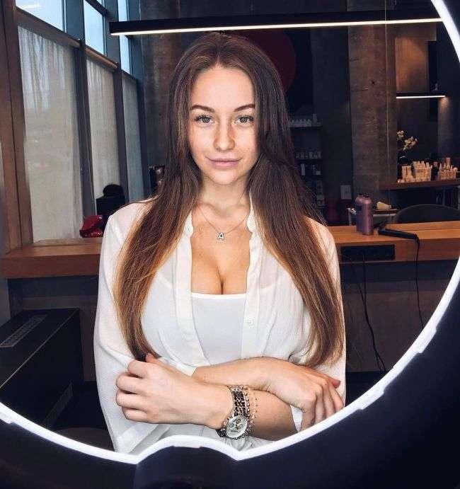 Дивовижне преображення 26-річної моделі Ольги Катышевой (8 фото)