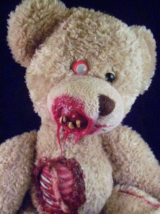 Унікальні зомбі-іграшки ручної роботи (12 фото)