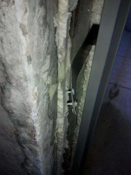 Як забудовник двері встановлював (5 фото)