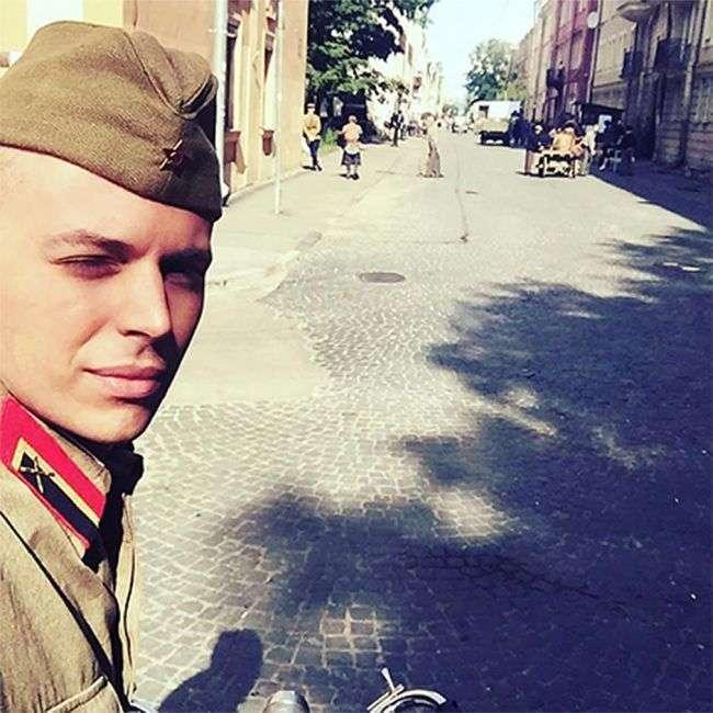 Онук Андрія Миронова дебютує на великому екрані (5 фото)
