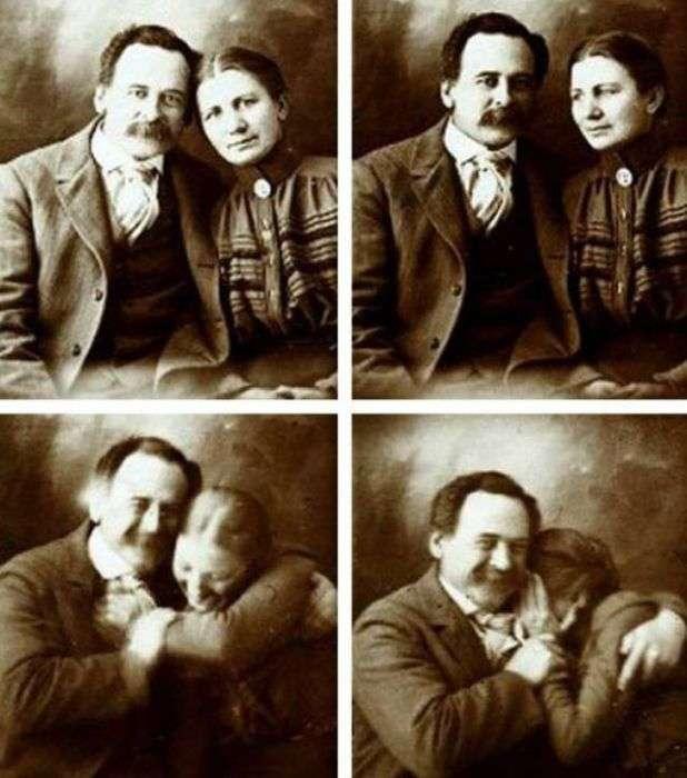 Дивні фото з минулого (27 фото)