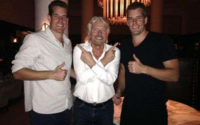 Брати Уинклвоссы стали першими биткоиновыми мільярдерами