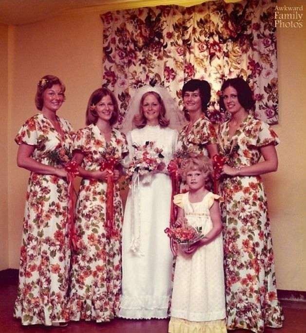 Забавні фото з весіль (17 фото)