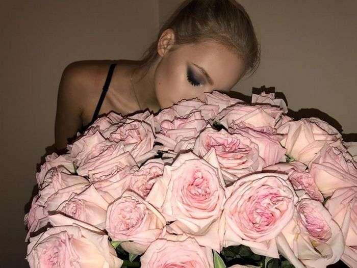 Єлизавета Пєскова на фото в Instagram (23 фото)