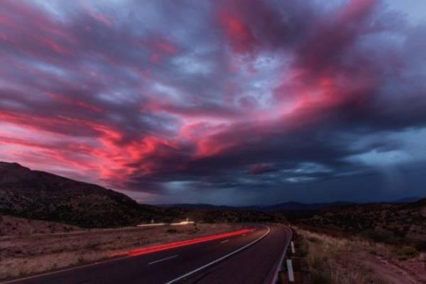 45 000 километров погони: необузданная стихия глазами американского охотника Интересное