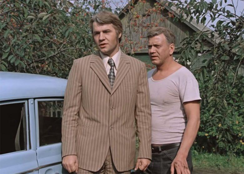Сцена, вырезанная из фильма «Москва слезам не верит»