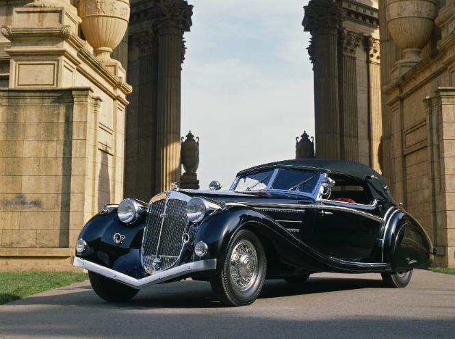 Самые красивые ретро-автомобили автомобили,интересное,ретро