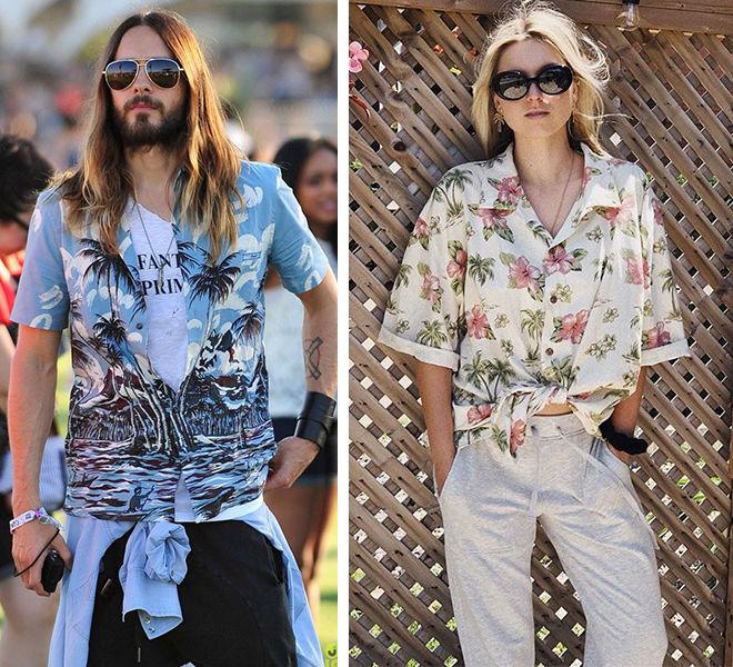 Как на самом деле выглядит модная гавайская рубашка гардероб,мода и красота,модный словарь,одежда и аксессуары