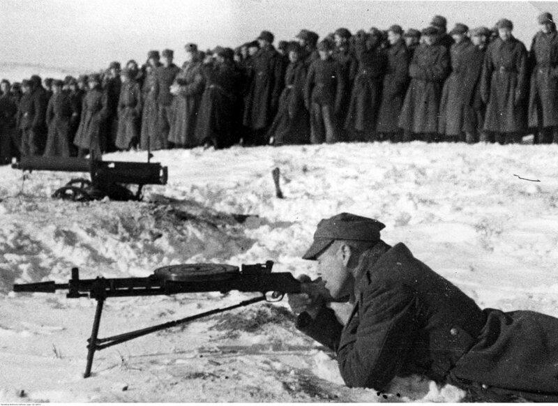 Польская армия в тылу СССР История,ссср