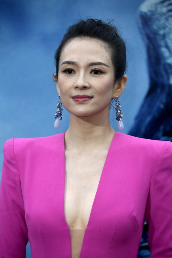Премьера фильма «Годзилла 2: Король монстров» в ЛА zhang ziyi,vera farmiga,millie bobby brown