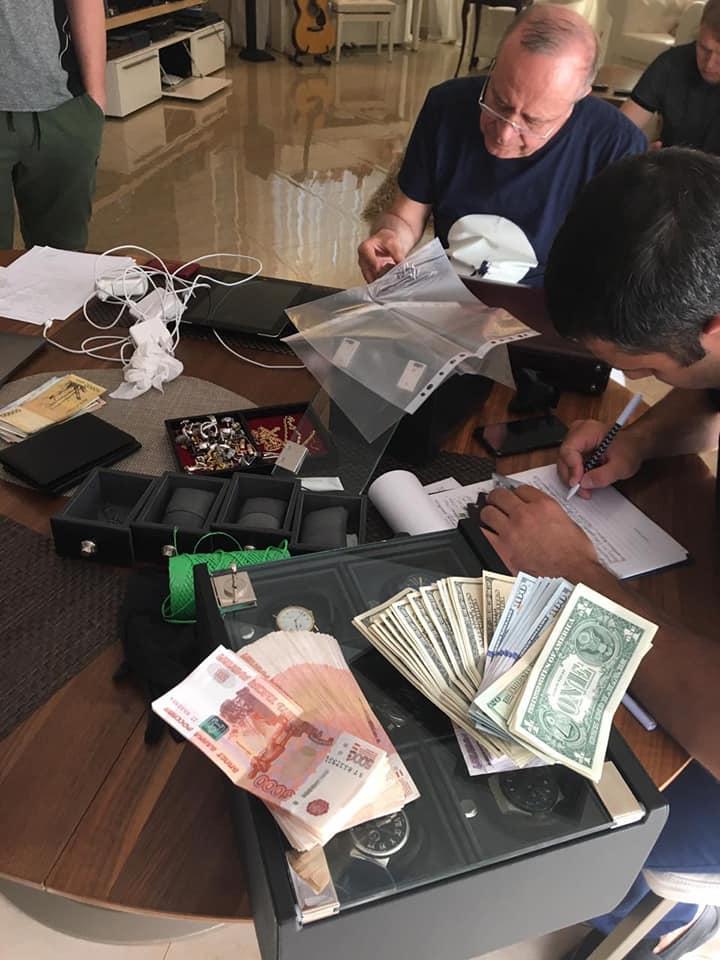Задержали замгубернатора Ростовской области Сергея Сидаша Всячина