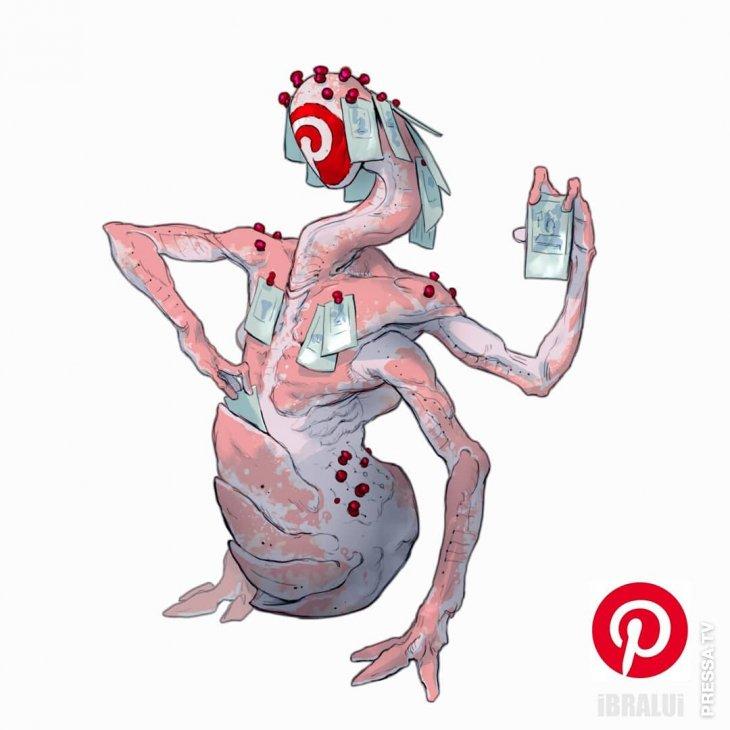 Как бы выглядели логотипы популярных сайтов в виде персонажей видеоигр? юмор, картинки приколы, приколы, приколы 2019, приколы про
